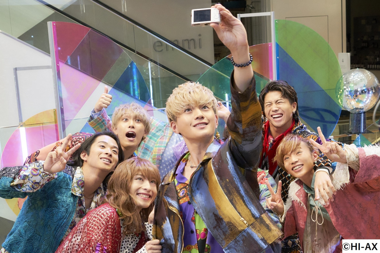 "Nippon Television drama ""mannequin night fever"" event holding!"