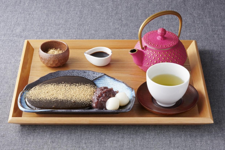 【NEW OPEN】京都 茶寮翠泉