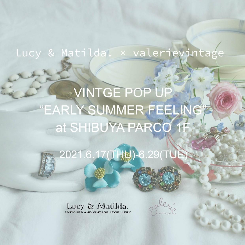 Lucy & Matilda. × Valerie Vintage VINTAGE POP UP
