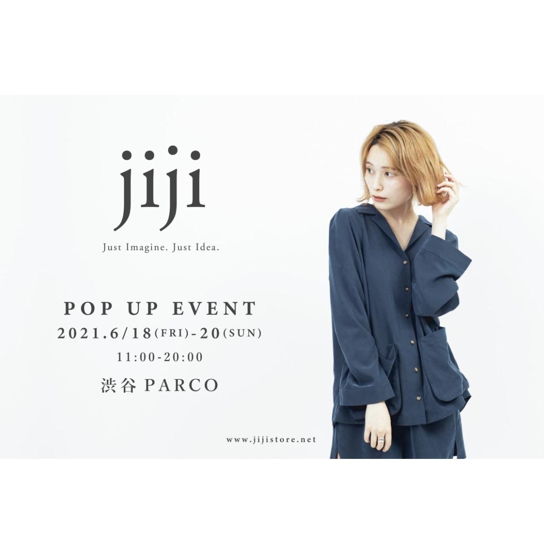jiji Store  POP UP STORE