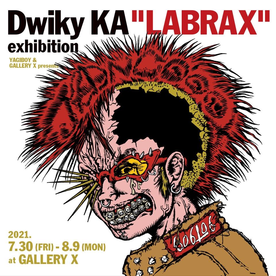 YAGIBOY & GALLERY X presents Dwiky KA exhibition
