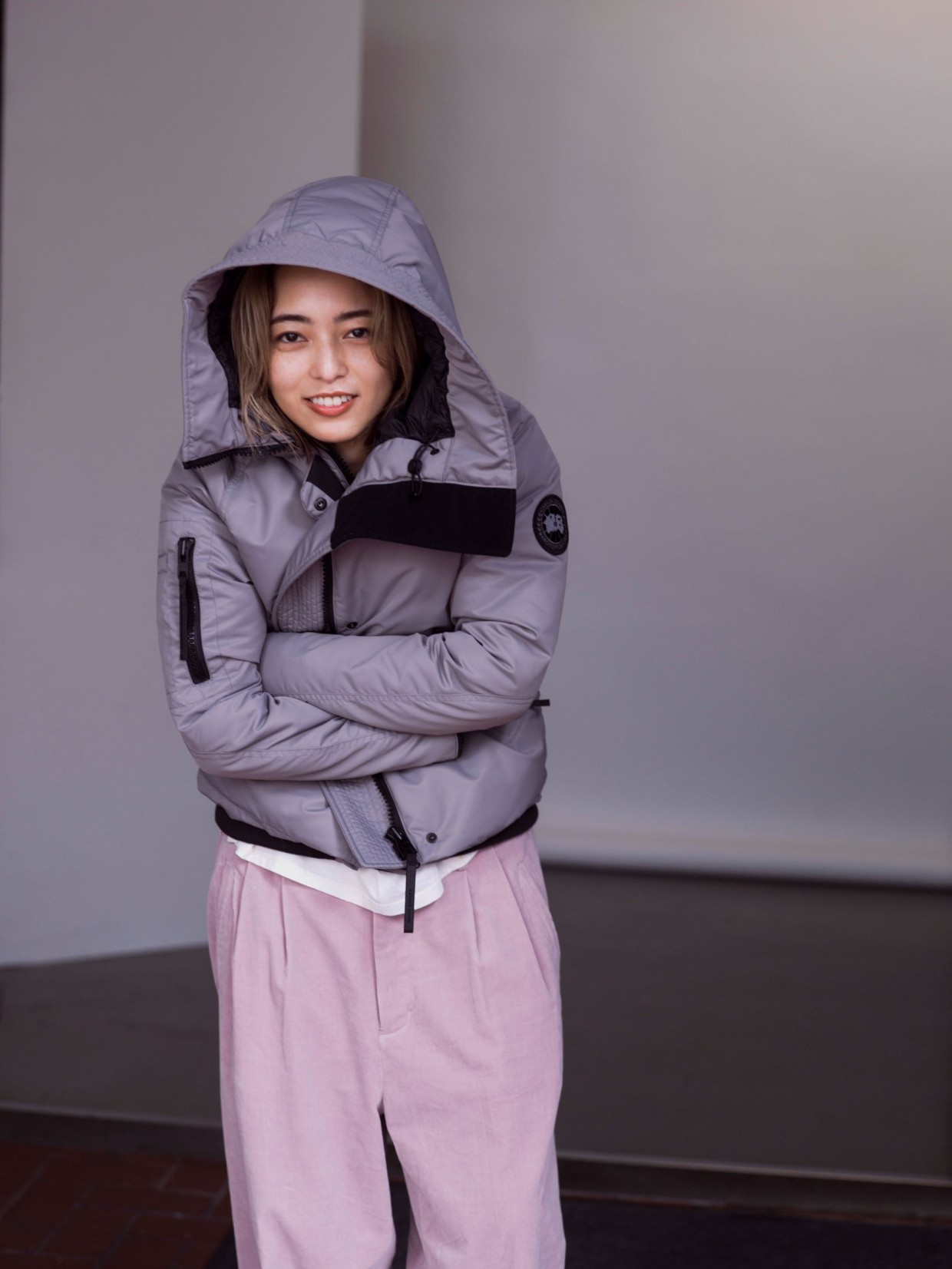 21 FALL WINTER CANADA GOOSE POP UP STORE