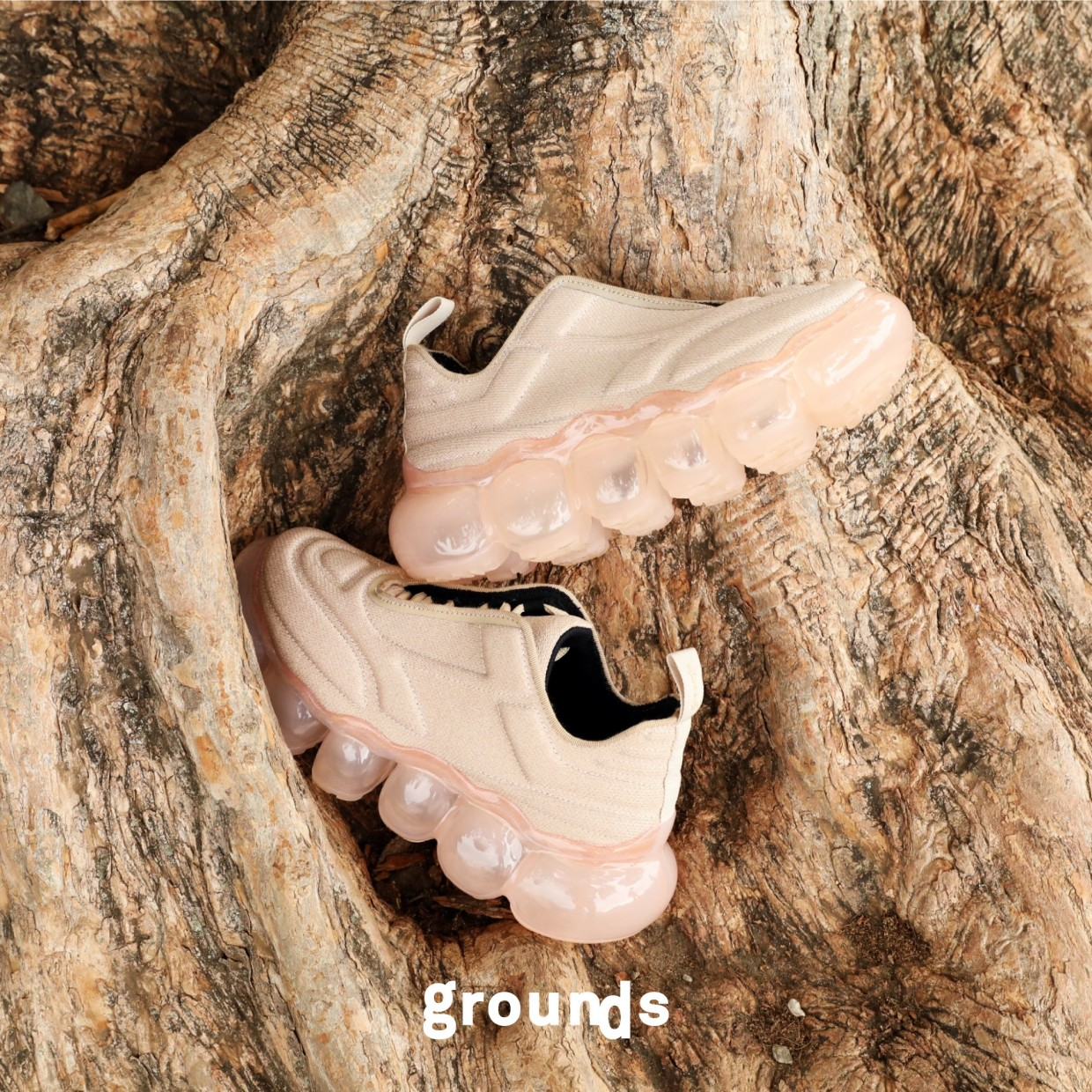 grounds POP UP STORE
