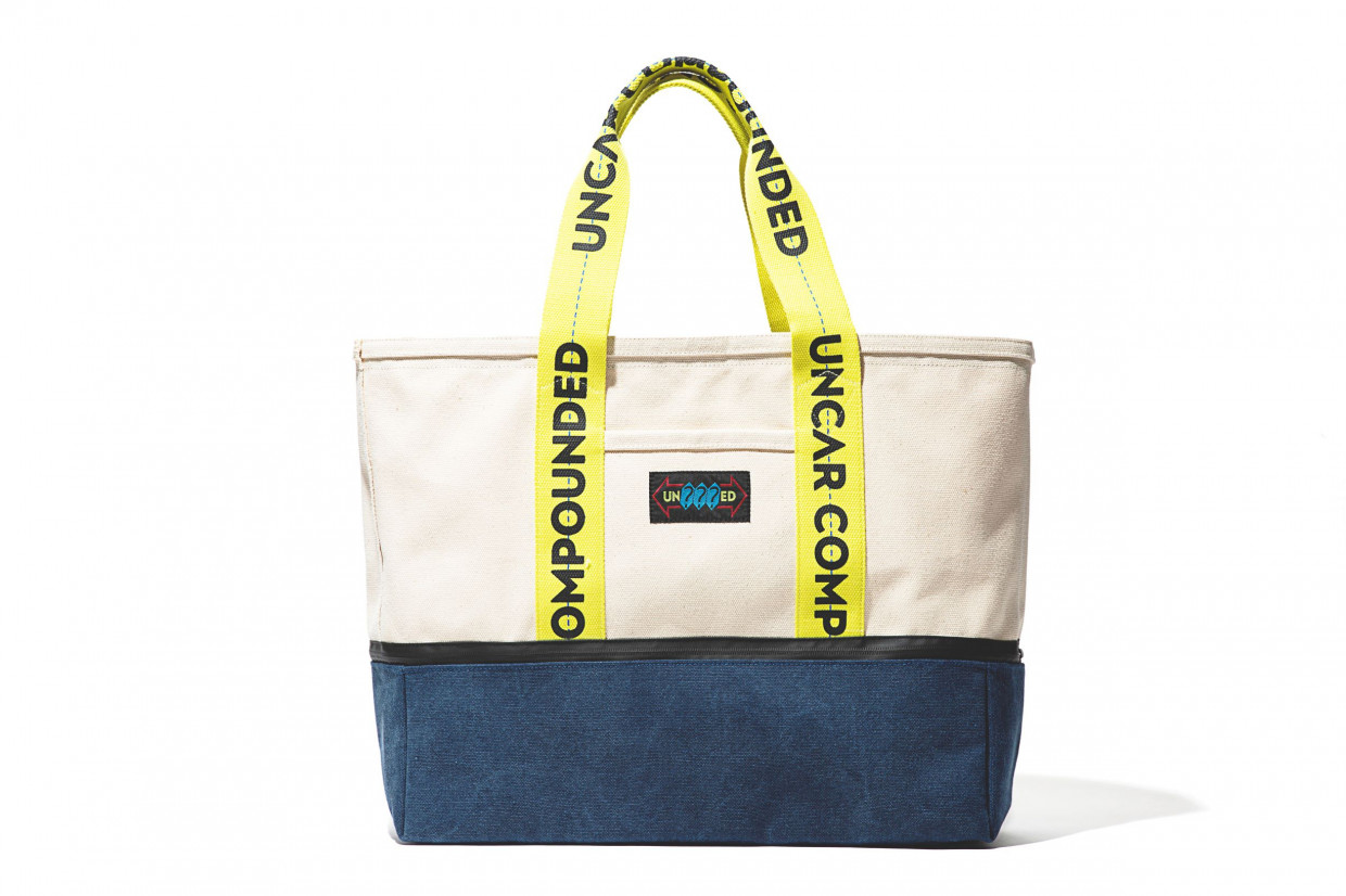 「Hi Touch」BAGS & TOOLS  by UNCAR COMPOUNDED & HIROCK