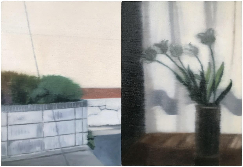 山口幸士の個展「日々」