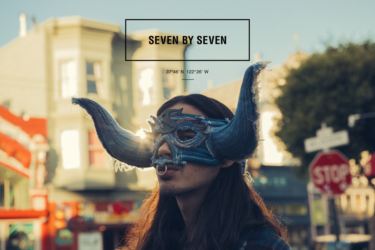SEVEN BY SEVEN POP UP STORE