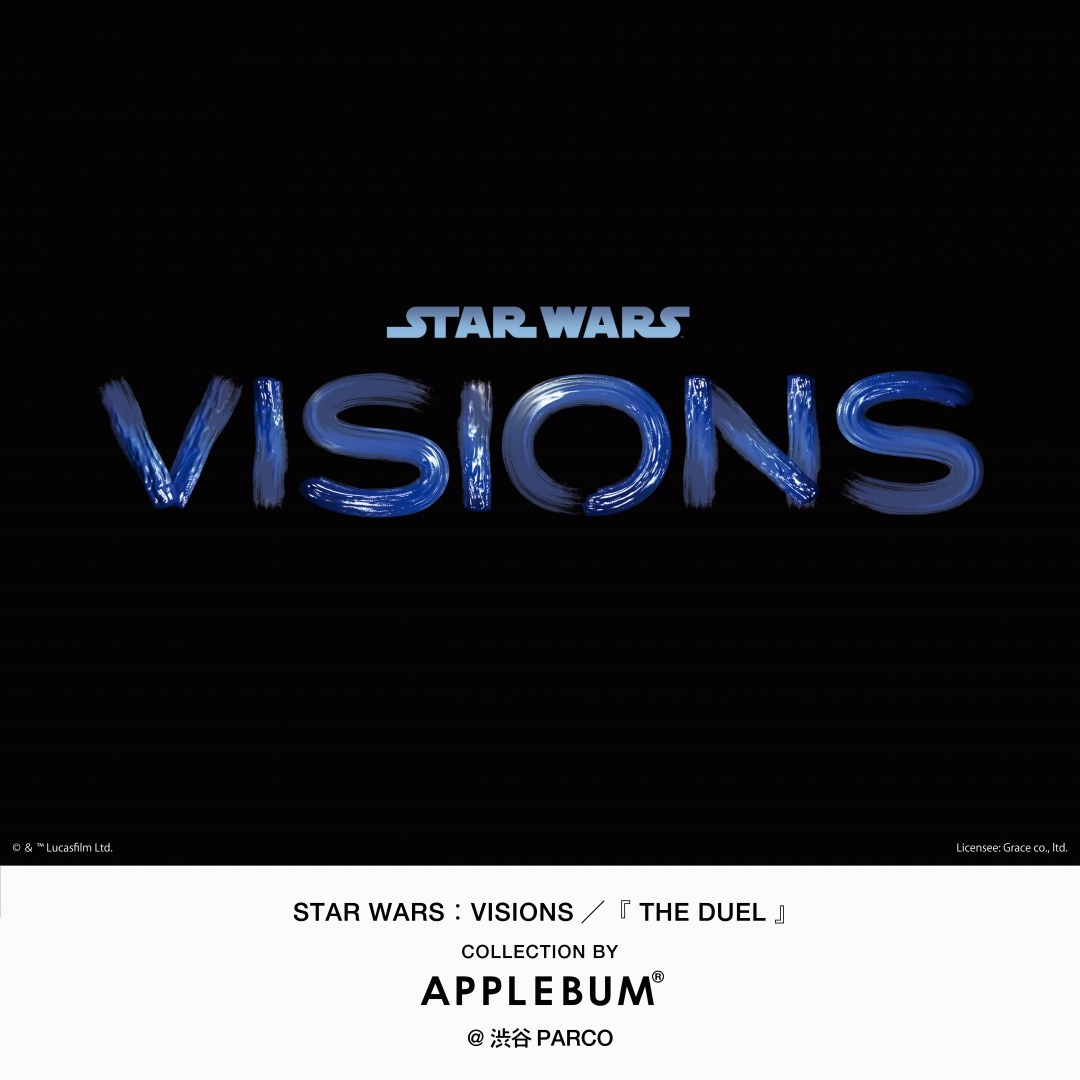STAR WARS:VISIONS /『THE DUEL』 collection by APPLEBUM