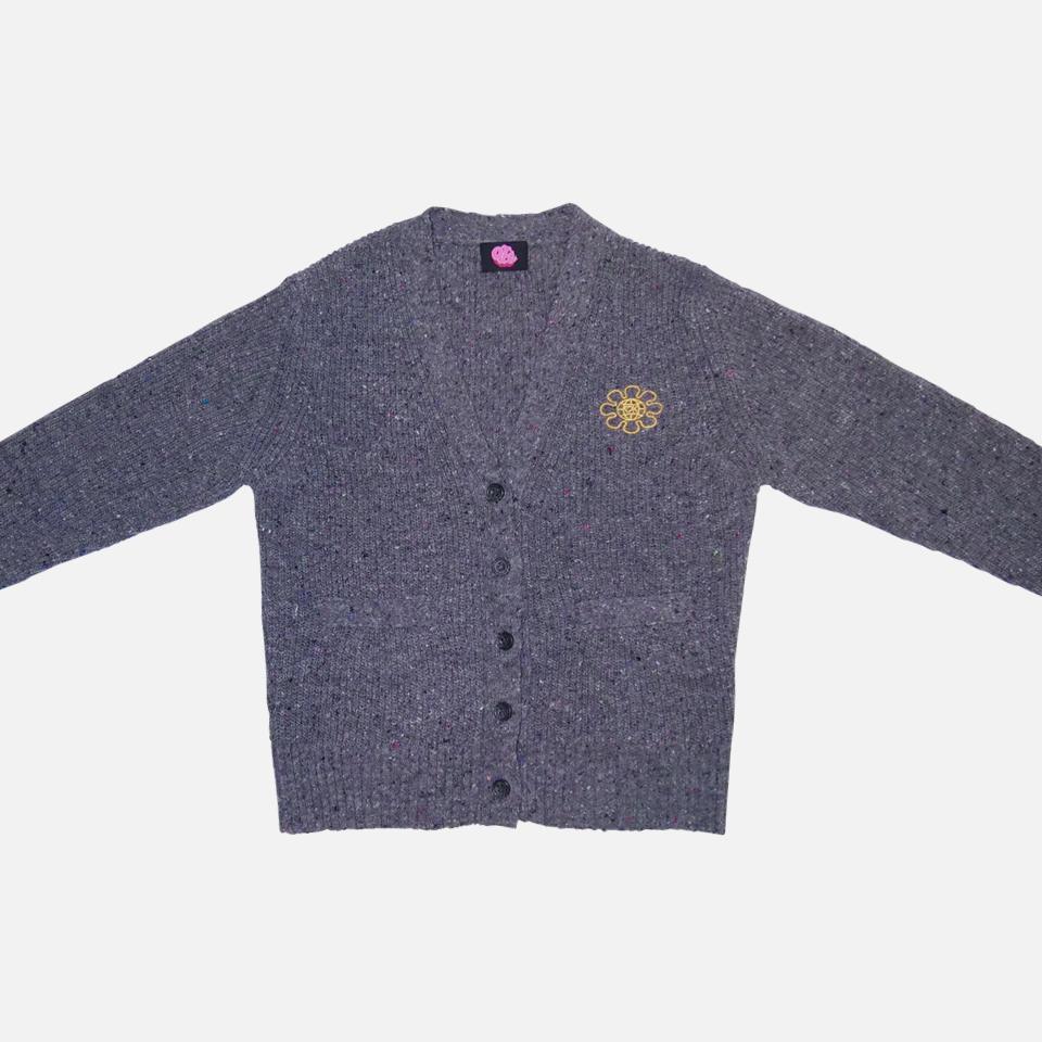 <OK PLAZA> RE knit cardigan
