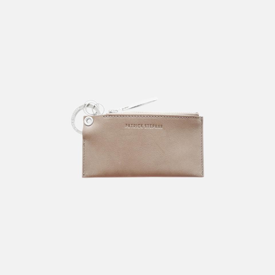 Leather key case & holder 20