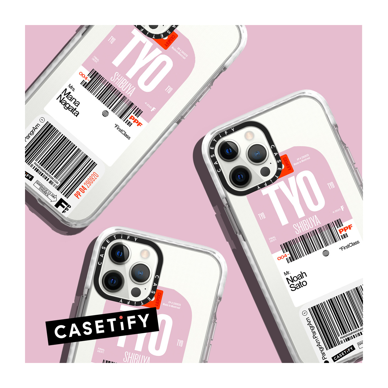 CASETiFY POP UP STORE