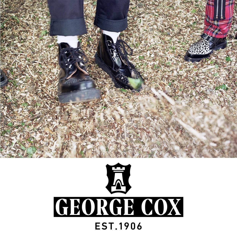 George Cox POP UP STORE