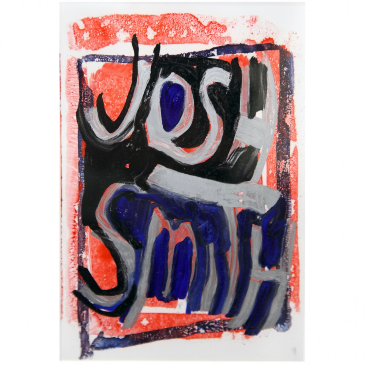 Josh Smith exhibition