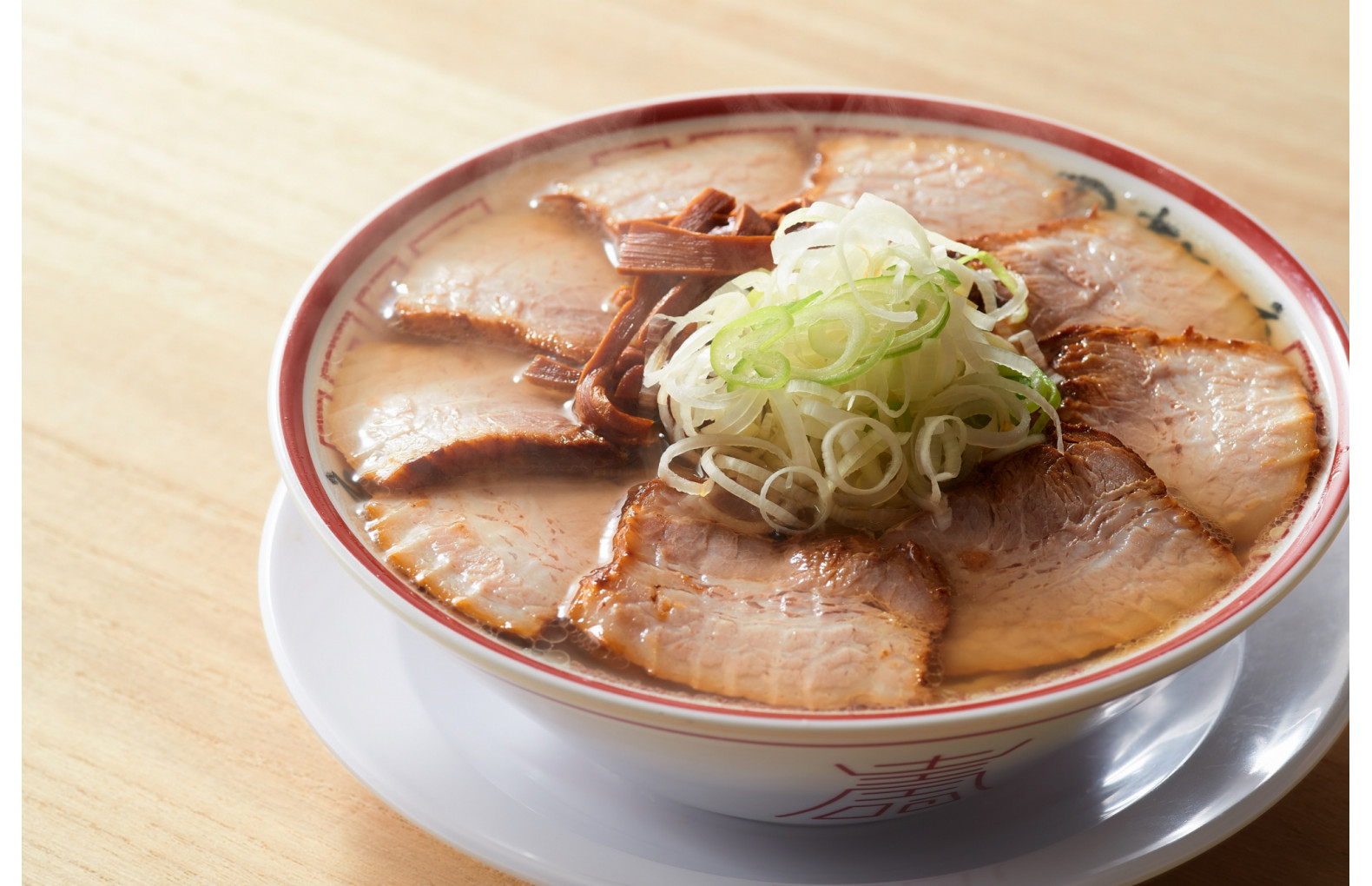 Tanaka noodle shop specialized in Chinese noodles