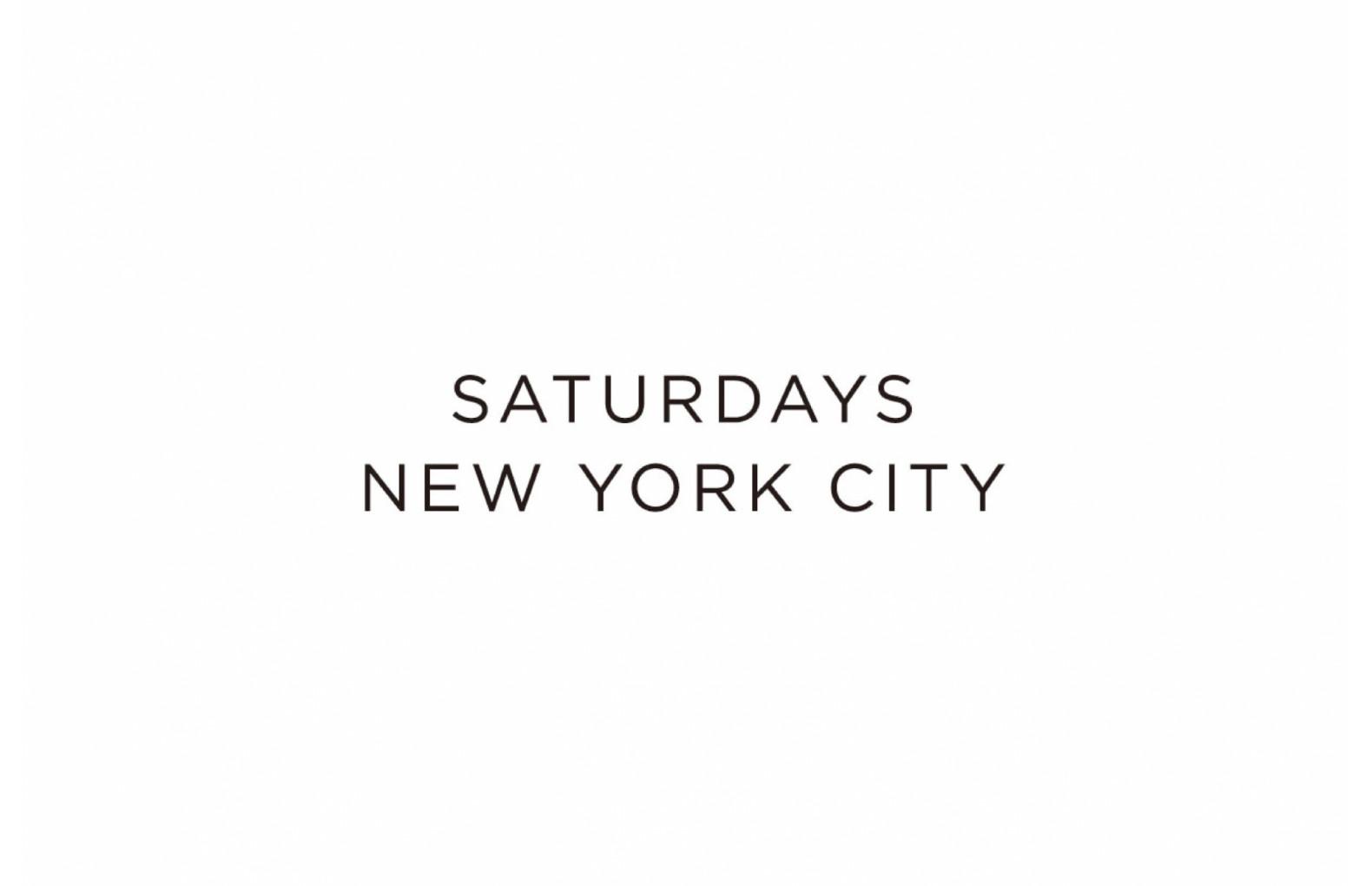 Saturdays New York City(CAFE)