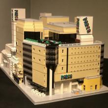 新旧渋谷PARCOのレゴ®ブロックが上海に登場!