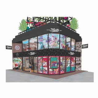 [ SR6 ] การเปิด KIEHL'S TOKYO flagship store วันพุธที่ 20 เดือนพฤศจิกายน