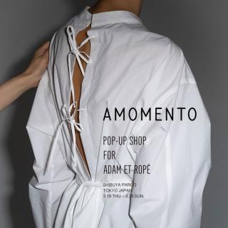 """代表韓國、首爾的靈敏度的高的挑選店鋪""""AMOMENTO"""""""