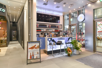 PARIS SAINT-GERMAIN CAFÉ