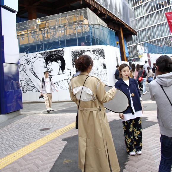 定点観測@渋谷by『ACROSS』