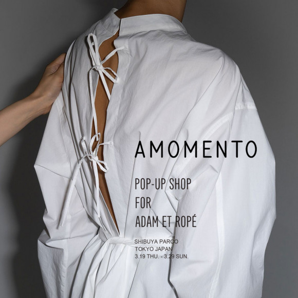 "Sensitive select shop ""AMOMENTO"" which represents Korea, soul"
