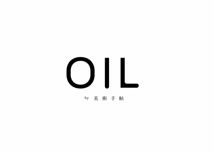 OIL by art pocket notebook