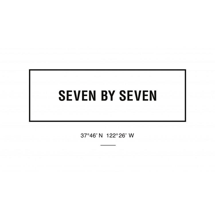 SEVEN BY SEVEN(BRIDGE)