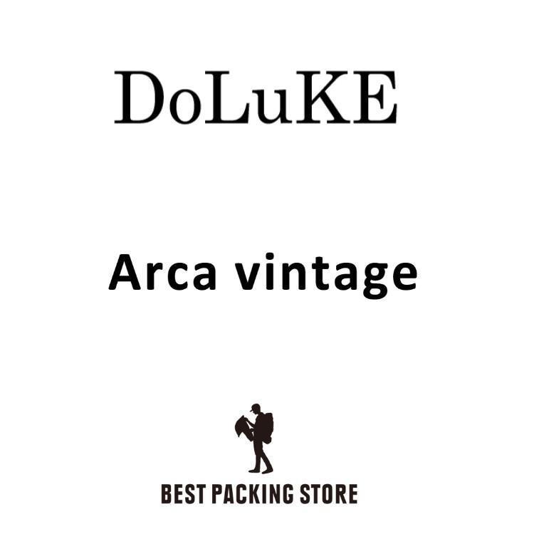 DoLuKE × Arca vintage × BEST PACKING STORE(The window)