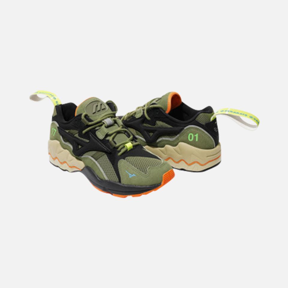MIZUNO×mita sneakers×24k WAVE RIDER