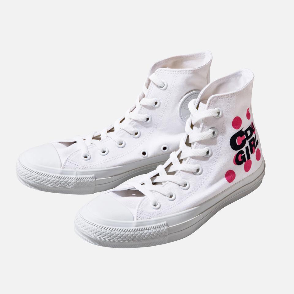 ×White atelier BY CONVERSE运动鞋