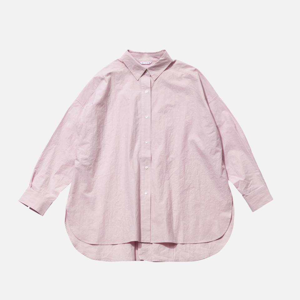織女煮BIG襯衫