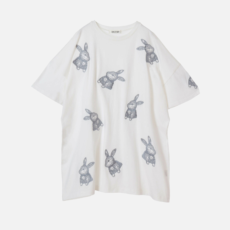 MISSING YOU...BUNNY TEE