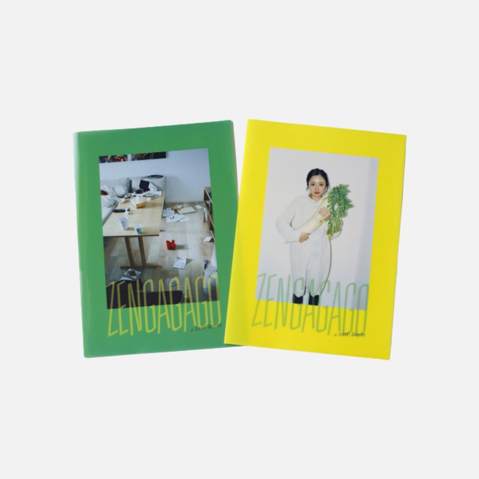 桑島智輝写真展「前我我後」オフィシャルグッズ