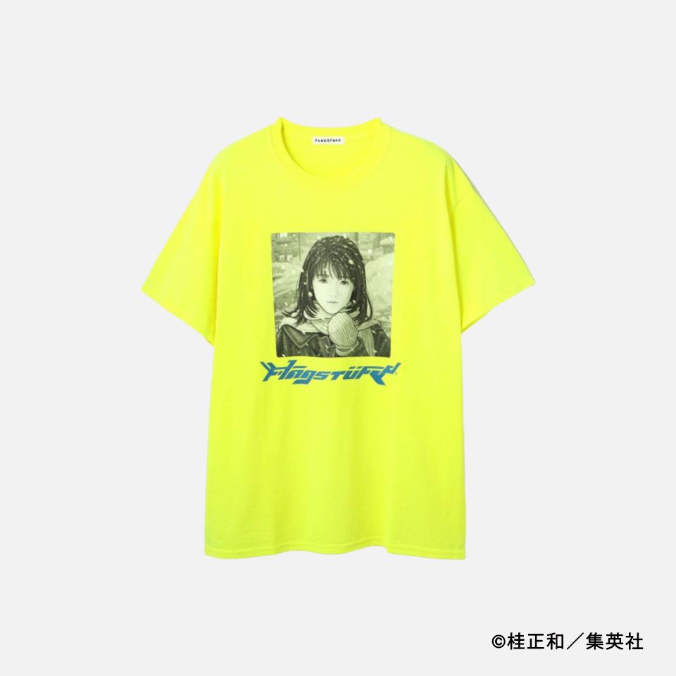 "F-LAGSTUF-F X ""I' S"" T-shirt"
