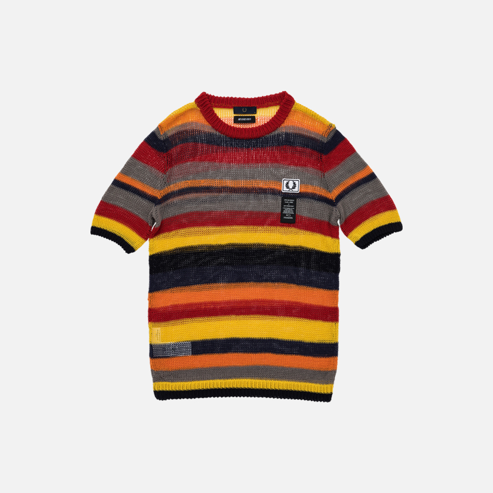 FRED PERRY×ART COMES FIRST COLLABORATE COLLECTION