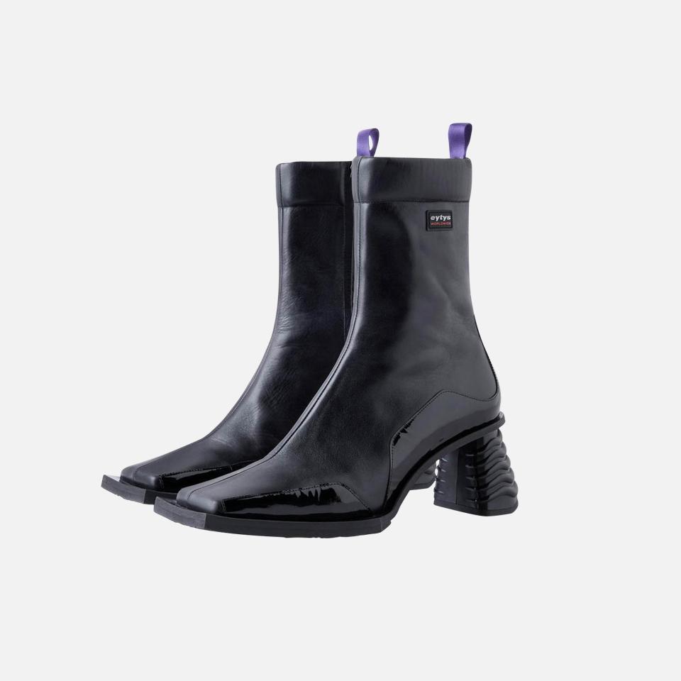 <Eytys> Gaia Leather Black