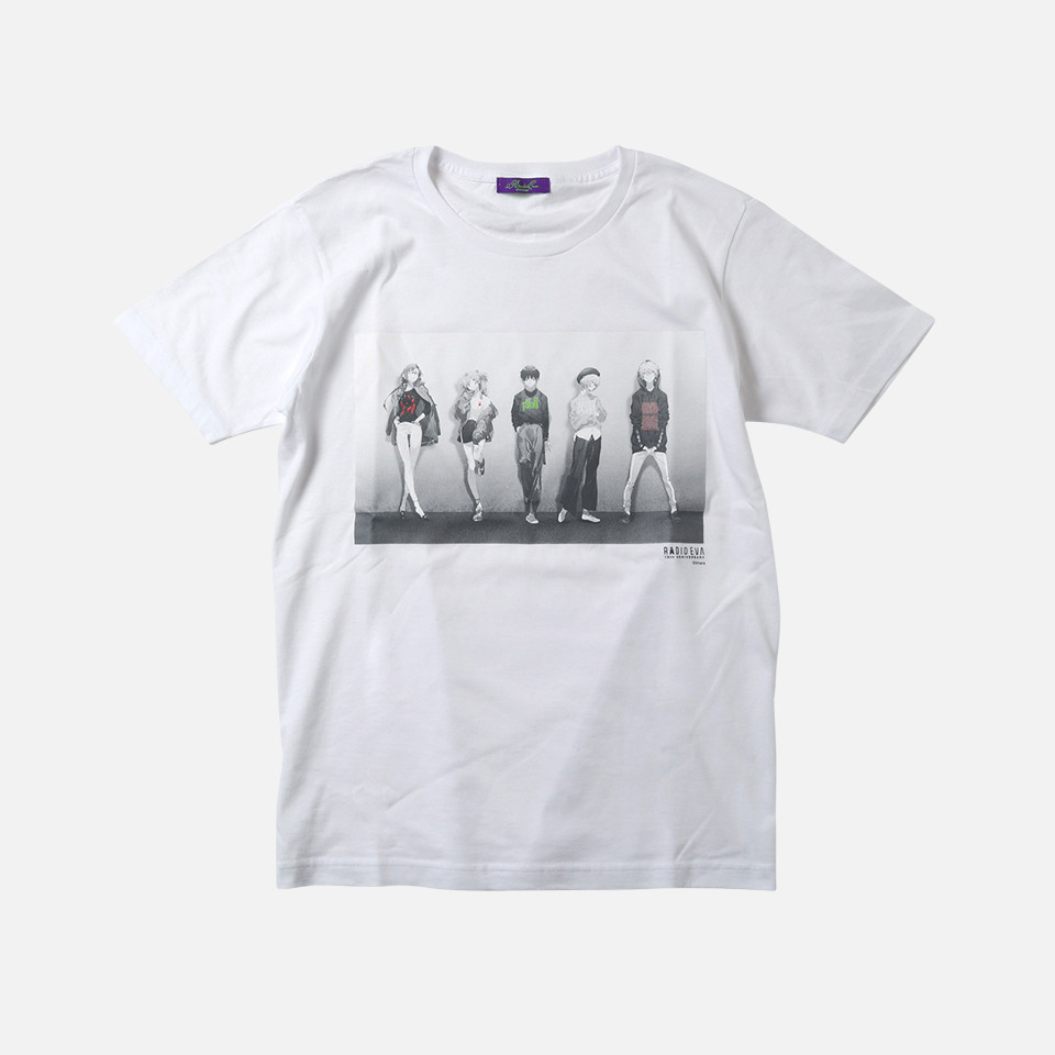 RADIO EVA 10TH ANNIVERSARY T-Shirt