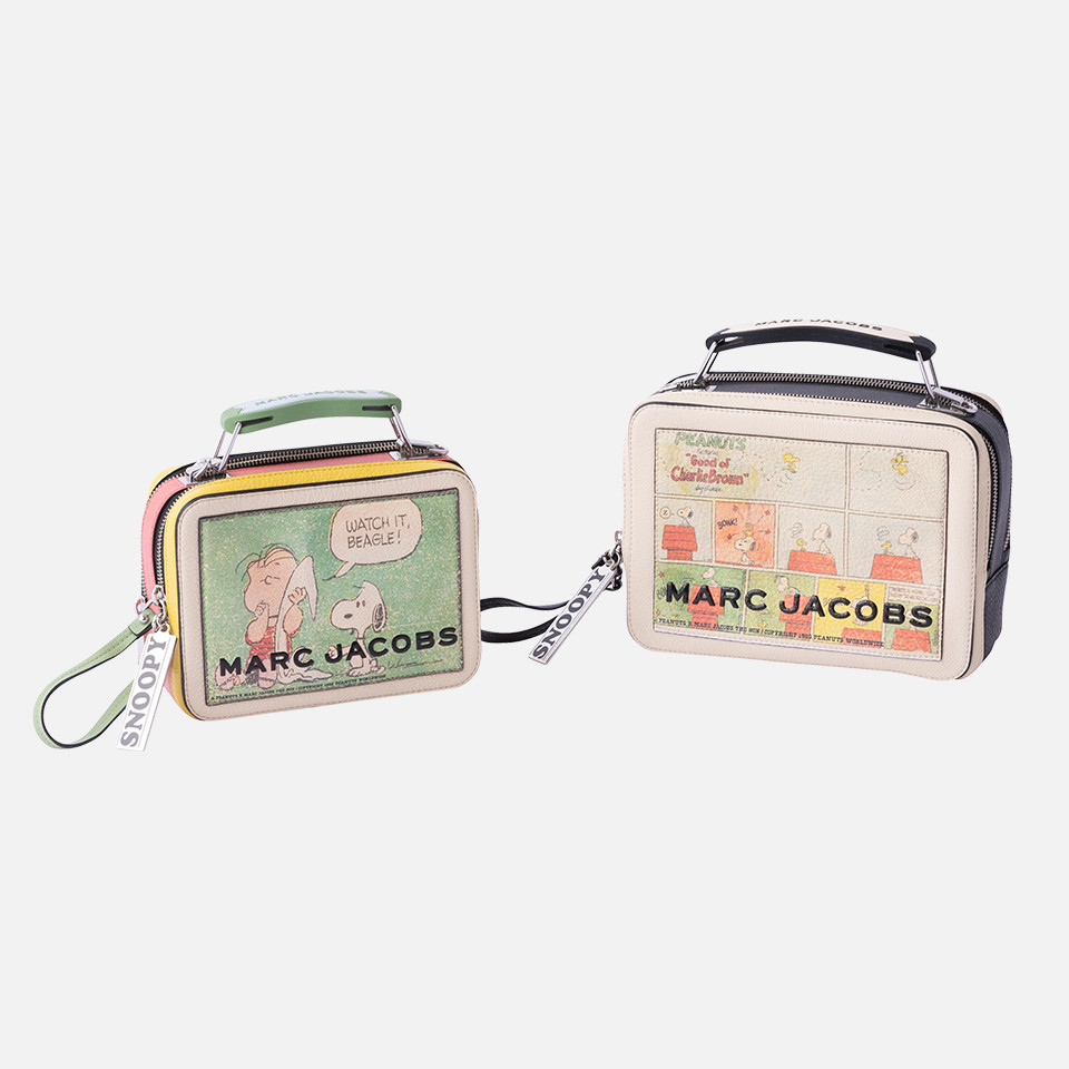 THE MARC JACOBS PEANUTS COLLABORATION