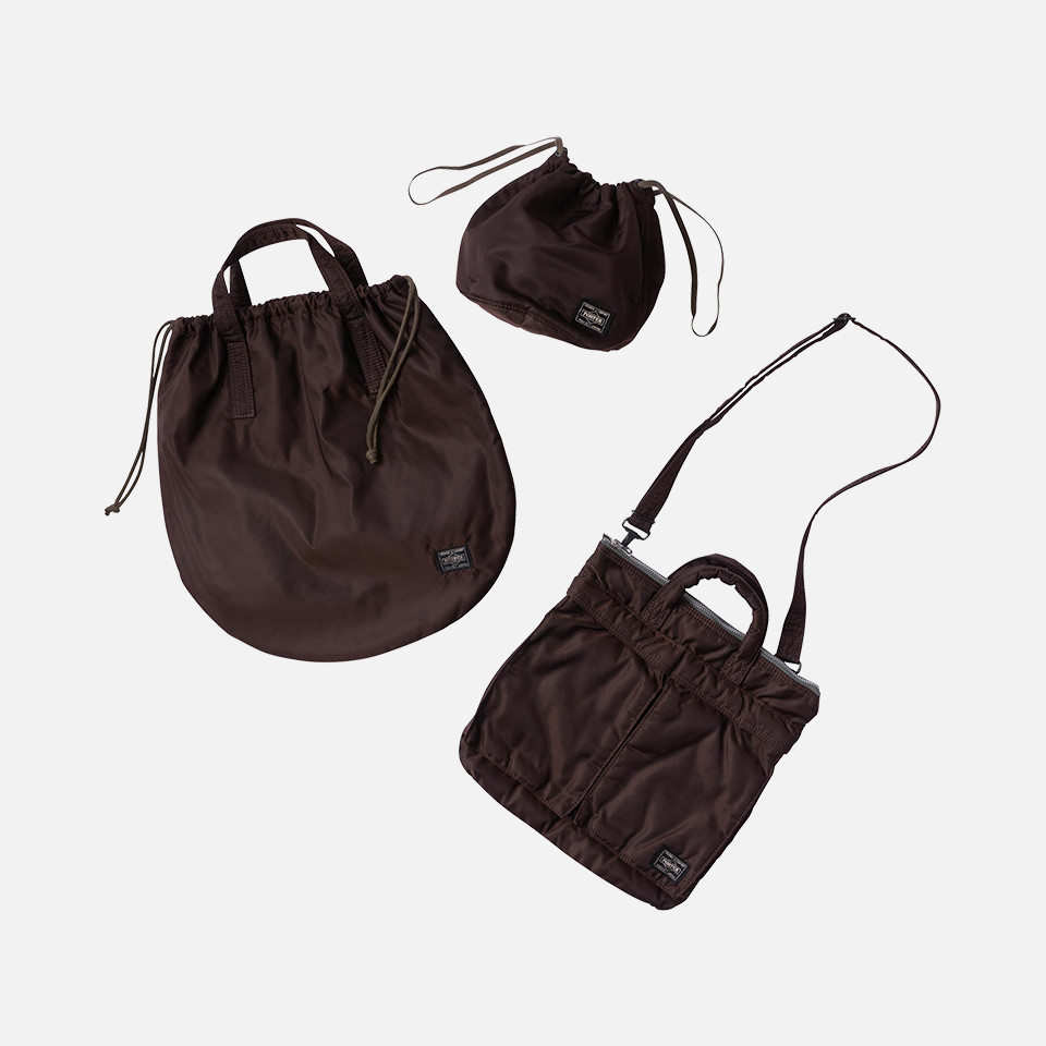 HELMET BAG BROWN SPECIAL