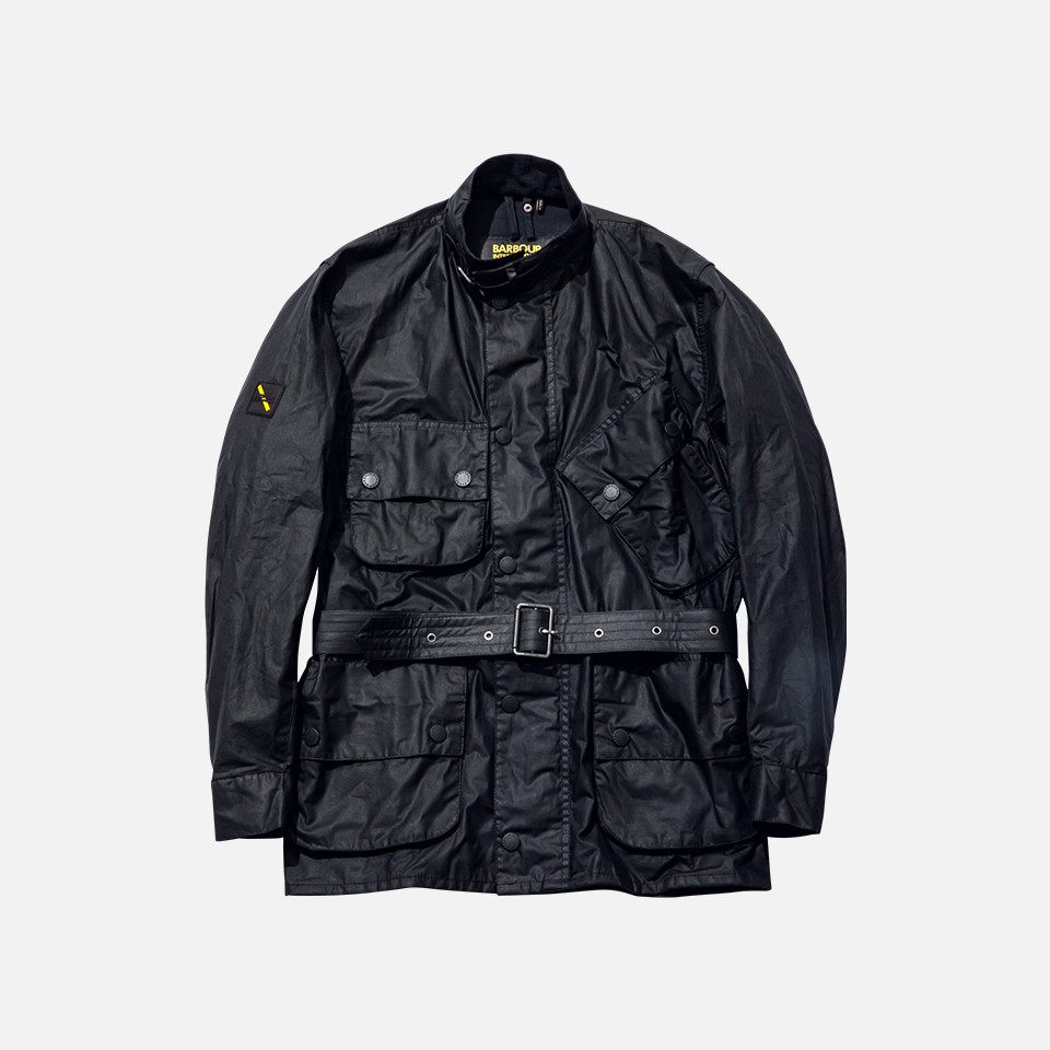 Saturdays NYC x Barbour Wax Jacket