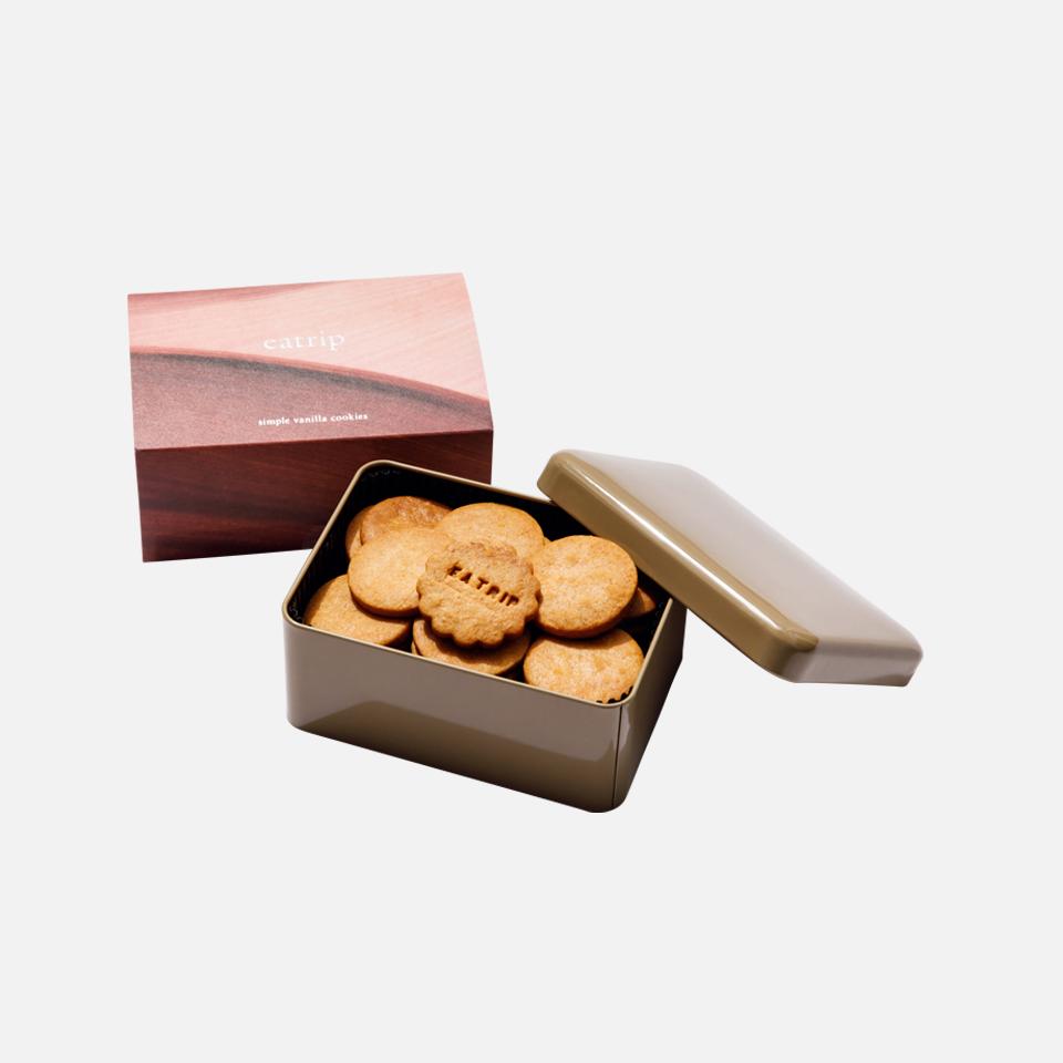 simple vanilla cookies: eatrip