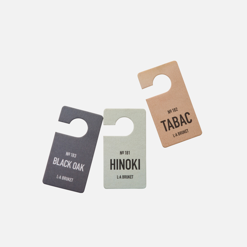 Fragrance Tag Series