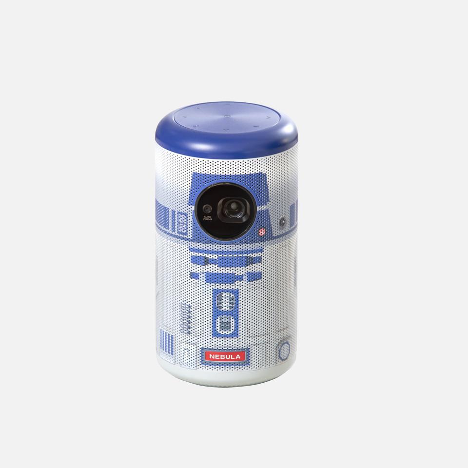 モバイルプロジェクター「Anker Nebula Capsule Ⅱ R2-D2™️ Edition」