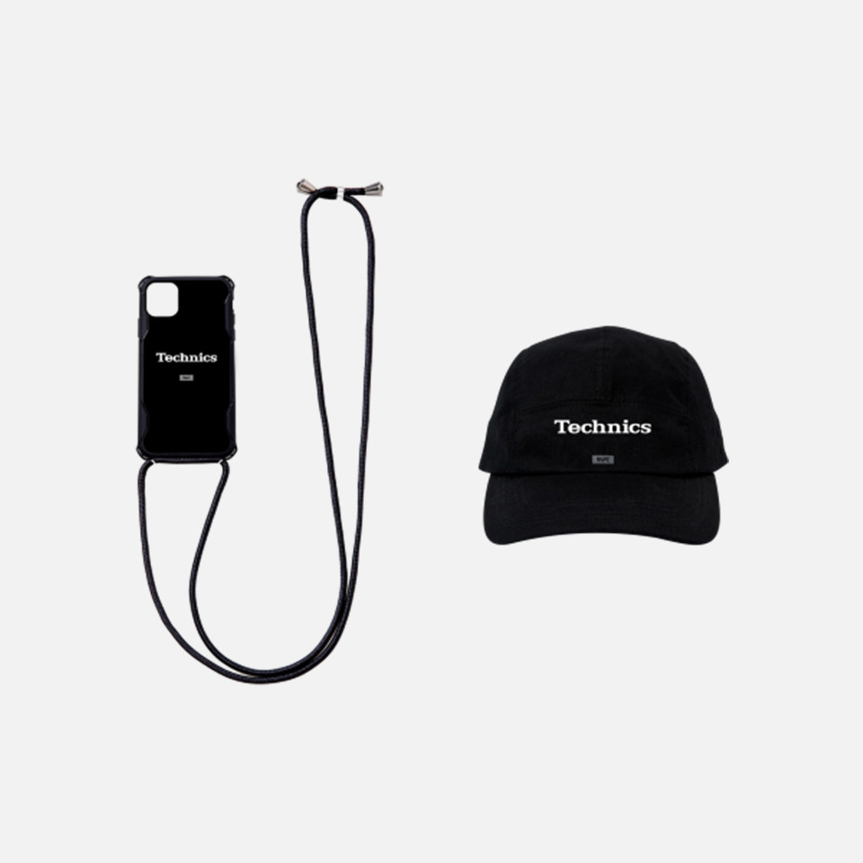 WAVE X Technics POP UP STORE COLLABORATE COLLECTION