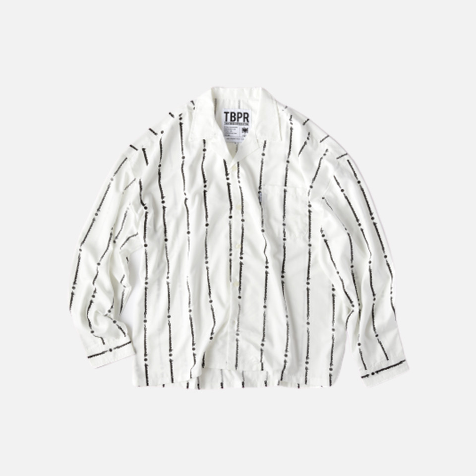 TIGHTBOOTH PRODUCTIONS YUKICHI STRIPE SHIRT