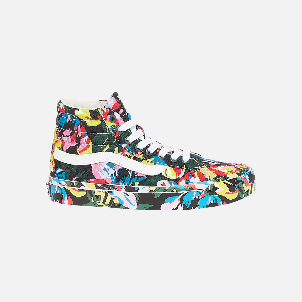 KENZO X VANS Sk8-Hi high-top sneakers