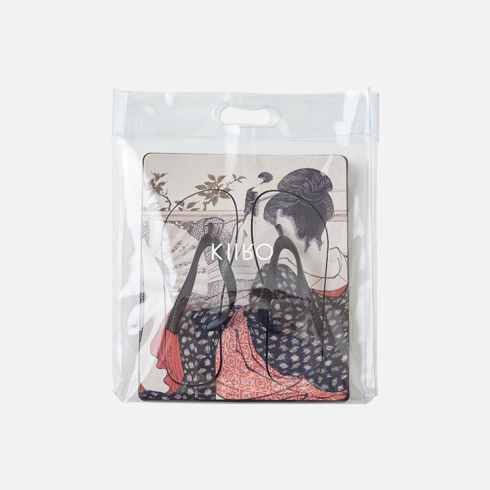 KIIRO×春画 Tシャツ・ビーチサンダル