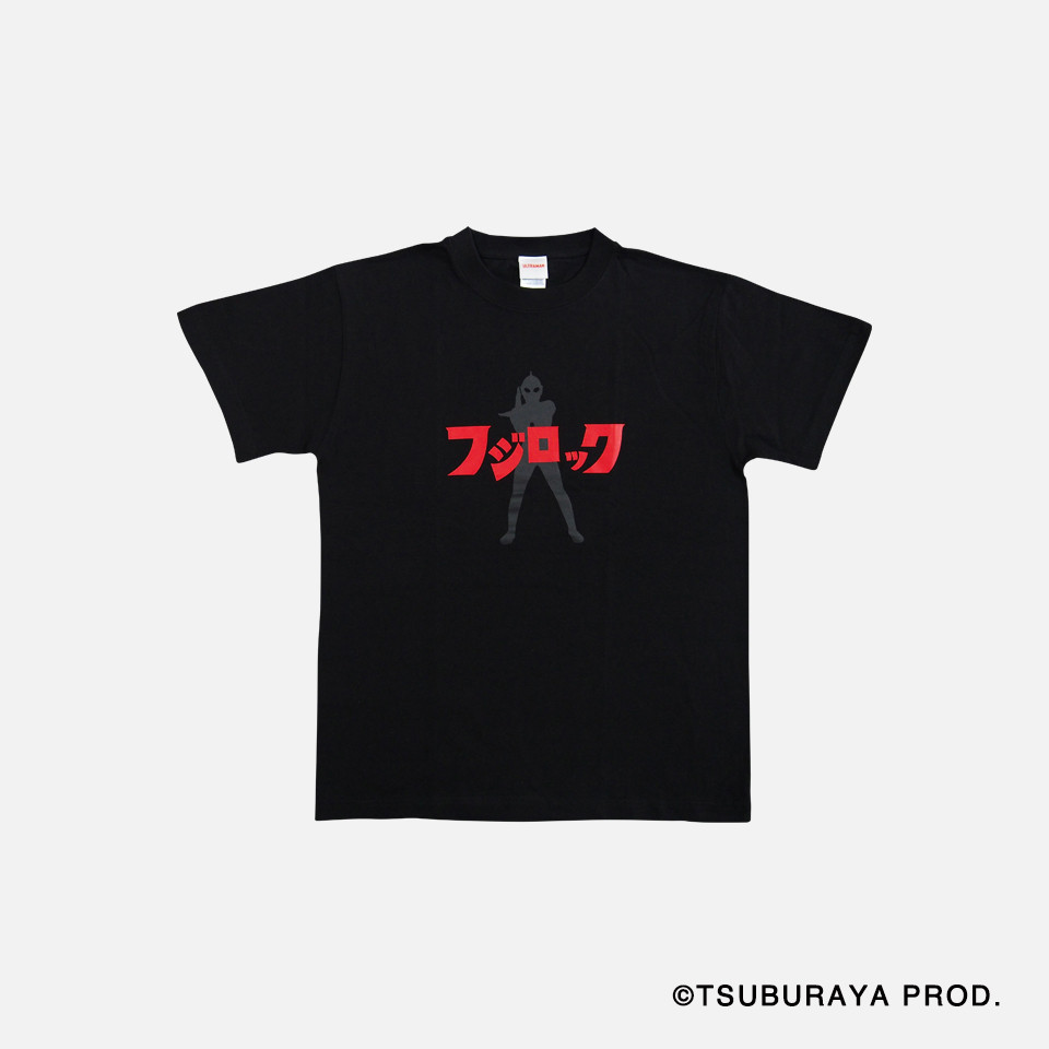 후지 락'20 × GAN-BAN 콜라보레이션 T셔츠