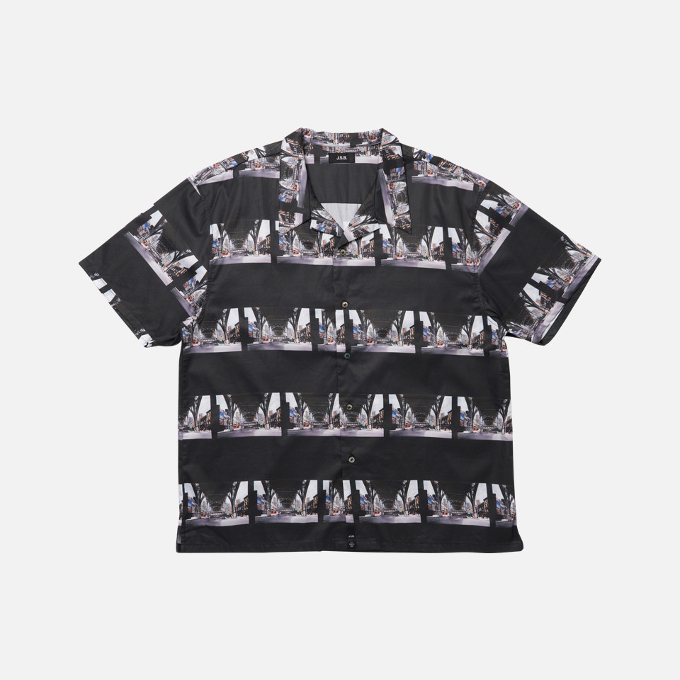P.M.Ken × J.S.B. S/S Shirts
