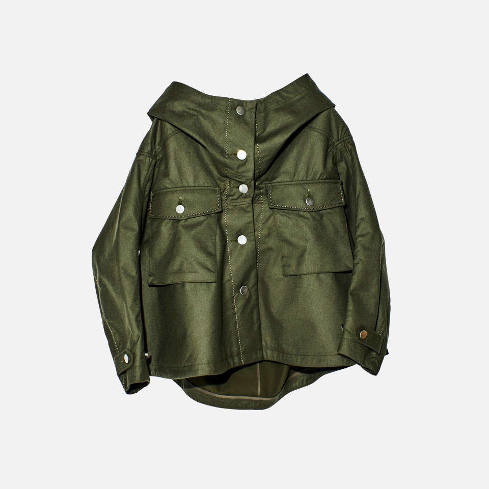 <RUMCHE> Bonding army jacket