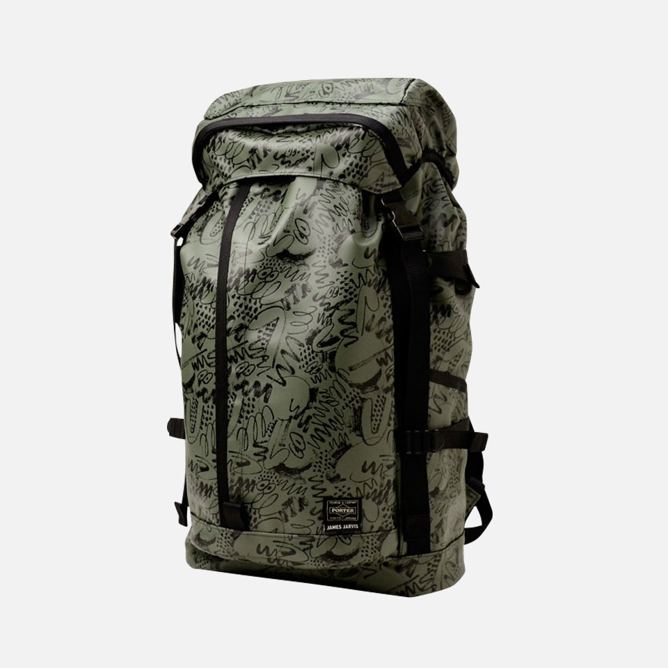 PORTER×JAMES JARVIS BACK PACK